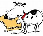 The Dog ate my Homework!